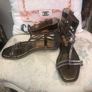 Authentic Super brand new ! Sandals BCBG !